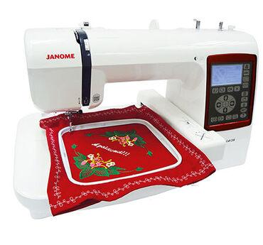 швейный цех в Азербайджан: Janome Memory Craft 230 E Logo tikiş maşını.Demək olar heç istifadə