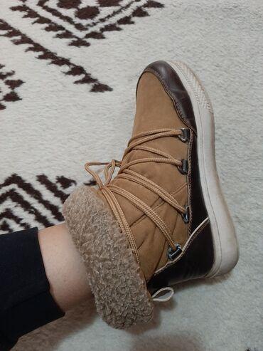 Čizme za zimu, Lusso marke, kupljene u Metrou. Obuvene 2 puta, tople