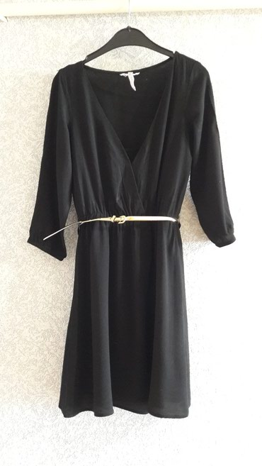 Маленькое черное платье Bershka в Бишкек