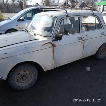 Москвич в Бишкек