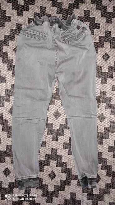 Zara farmerke - Srbija: Zara decije pantalone /farmerke, ocuvane, vel 134