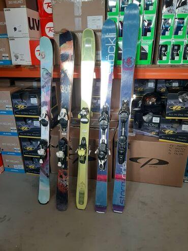 Лыжи - Кыргызстан: Принимаем заказы для прокатов лыж и сноуборда. В любом количестве