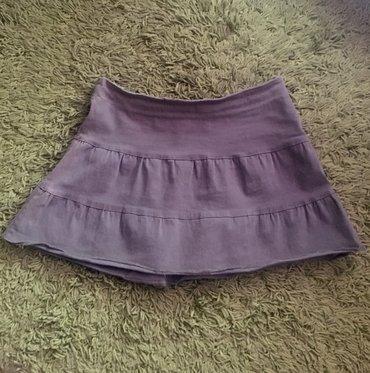 Italijanska suknja sa elastinom - Beograd