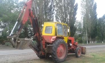 Юмз д65 - Кыргызстан: Продается Экскаватор ЮМЗ год выпуска 1991г