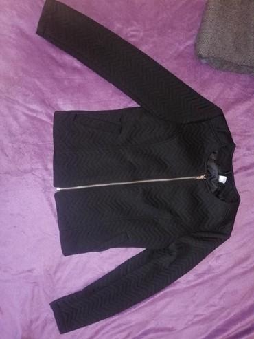 H&M sako ili jaknica u chanel kroju kao nova *poklon ešarpa uz nju - Belgrade