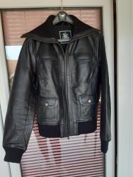 Kozna jakna,40 velicina - Kragujevac