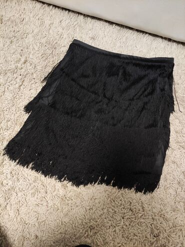 Zara suknja sa resama Velicina 38