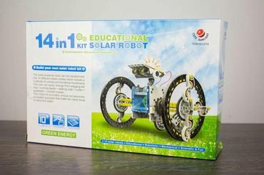 Робот конструктор 14 в 1 +бесплатная в Бишкек