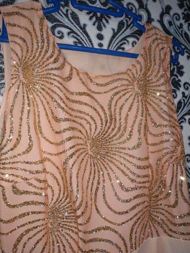 Очень нежное вечернее платье. Размер: 36-38 турецкий 42-44 советский в Бишкек