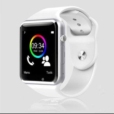 Smart watch w88 pametan sat sim-kamera  veliki izbor boja. Podrzava sv - Beograd