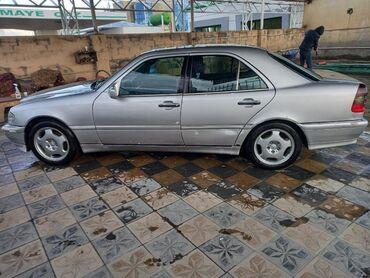 is yerleri 2018 - Azərbaycan: Mercedes-Benz C-Class 2.3 l. 1997 | 348000 km