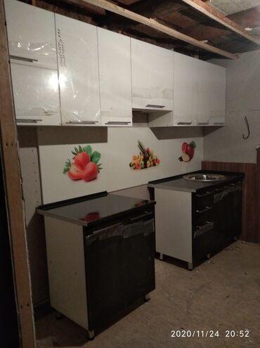 Медтовары - Гульча: Кухонный гарнитур на заказ . г.Ош. Мебель на заказ. П.м 12000