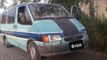 Транспорт - Кочкор-Ата: Ford Transit 2 л. 1996 | 123456 км