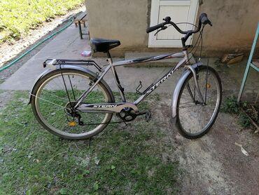 Спорт и хобби - Кара-Ой: Велосипед 28 новый просто без дела стоит ечким тепей еле турат