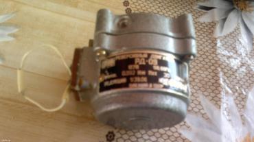 Bakı şəhərində RD- 09 / Реверсивный двигатель РД-09