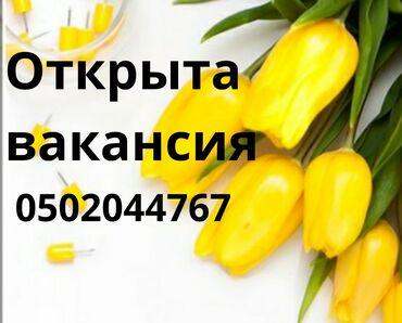 Работа - Бишкек: Срочно требуется продавец консультант. Возраст от 18 выше.  Можно