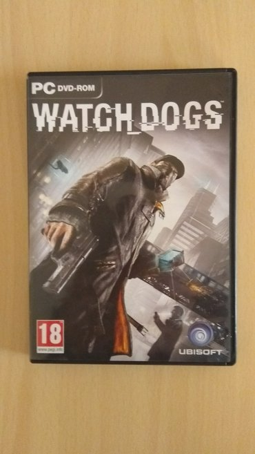 Watch dogs the game of pc σε Νέα Σμύρνη