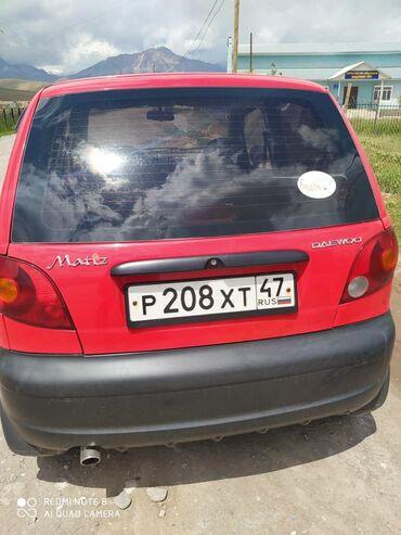Daewoo в Гульча: Daewoo Matiz 0.8 л. 2009 | 50000 км