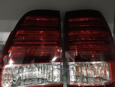 Lexus LX470 задние фонари EAGLE EYES в Бишкек