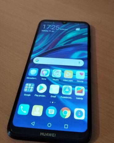 Huawei y330 - Srbija: Huawei Y7 2019 u ispravnom stanju bez nedostataka ocuvan prodajem zbo