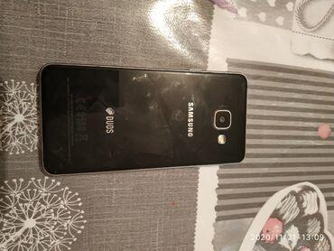 Samsung - Saray: A3-2016.əldən düşüb ekranı işləmir .duzeltdirmek lazımdı