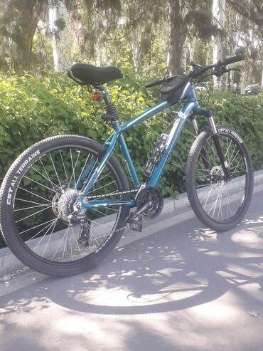 прицеп для велосипеда в Кыргызстан: Продаю Форвард  Колеса 27.5 Рама 19  Вилка Фулд Все родное  Только зво