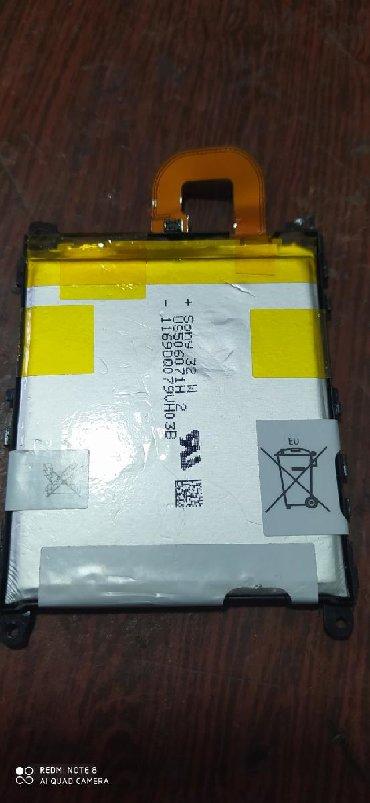 Sony Z1 l39h telefonu üçün batareya