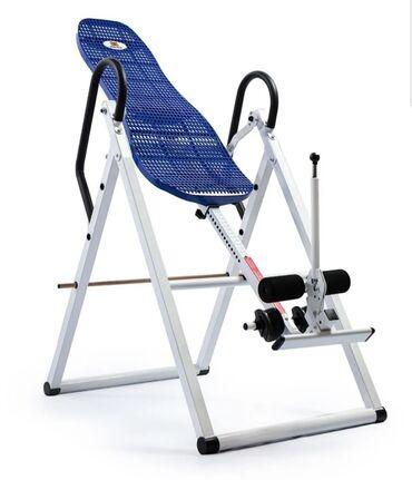 Инверсионный стол аман сау модель Элит. Грузоподъёмность 150кг