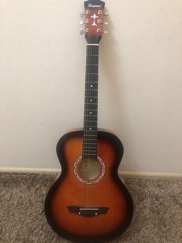продажа аккаунтов в Кыргызстан: Продам акустическую гитару в хорошем состоянии Мало использовался