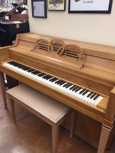 Pianino Avropa istehsalı- Faizsiz Daxili Kreditlə Müxtəlif marka və
