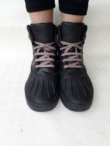 Nike cizme - broj 38... Savrsene cizme- kombinacija guma - koza. - Valjevo