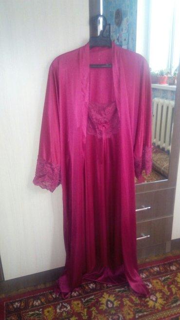 халат и пенюар производство корея стоимость 500 сом в отличном состоян в Бишкек
