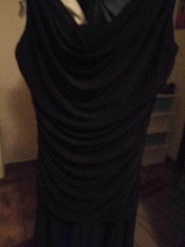 Crna haljina mutno izgleda na slici ali za zainteresovane saljem jos - Loznica