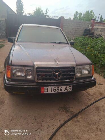 в Кемин: Mercedes-Benz W124 3 л. 1992