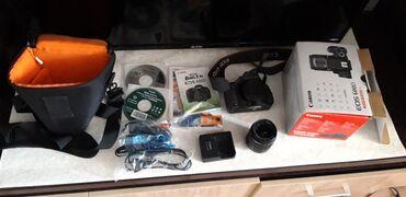 Срочно продаю или меняю фотоаппарат Canon 600dВ отличном состоянии. В