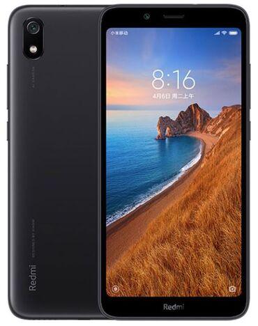 Новый Xiaomi Redmi 7A 16 ГБ Черный