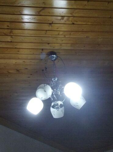Çilçıraqlar və lampaları