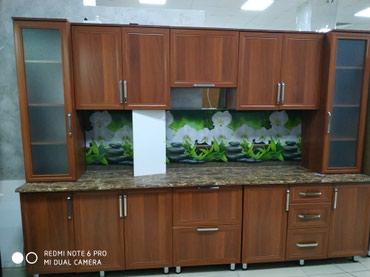Кухня из ламинат ЛДСП толщиной 16мм в Бишкек