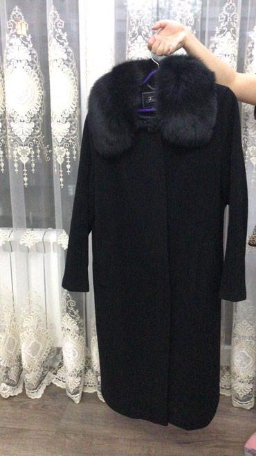 Отличное шерстяное пальто в Бишкек