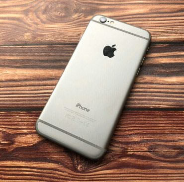 Apple iPhone 6 Space Gray   в Бишкек
