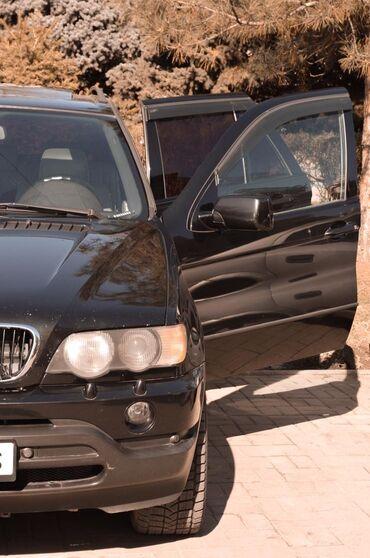 BMW X5 3 л. 2003 | 220000 км