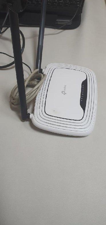 wifi роутер tp link wr740n в Кыргызстан: Роутер tp-Link