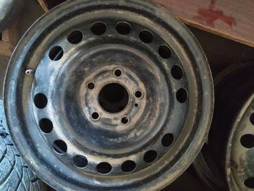 железные диски r15 в Кыргызстан: Продаю диски железные привозные европейский r15