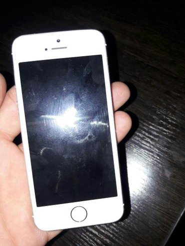 продам iphone 5s! забыли пароль от айклауда. полностью в оригинале! в  в Бишкек