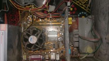 Gəncə şəhərində DDR2 MATHERBLOCK KOMPUTER SATILIR. ehtiyat hissə kimi satılır....