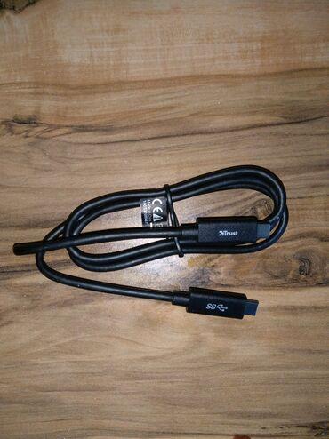 Kabellər və adapterlər Azərbaycanda: USB 3.1 Type C Qiymet 10 Manat