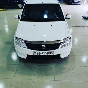 renault logan 2019 - Azərbaycan: Renault Logan 1.6 l. 2012 | 280000 km
