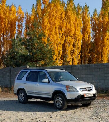 Транспорт - Кыргызстан: Honda CR-V 2.4 л. 2002 | 224000 км
