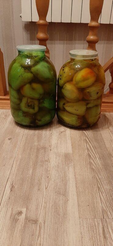 alca tursusu - Azərbaycan: Biber tursusu, super lezzetli, 3kg balonda-10m
