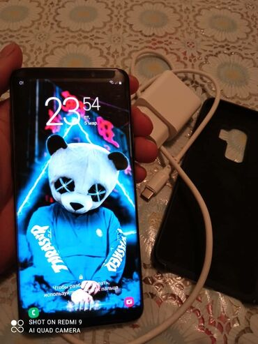 Б/у Samsung Galaxy S9 Plus 64 ГБ Серый